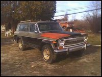 1977 Jeep Cherokee Picture Gallery