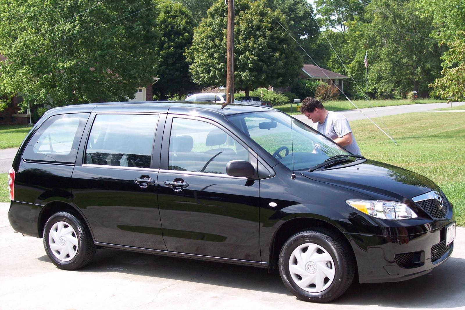 2006 Mazda Mpv Pictures Cargurus