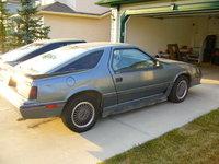 1986 Chrysler Daytona Overview