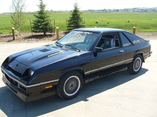 1987 Dodge Charger Exterior Pictures Cargurus