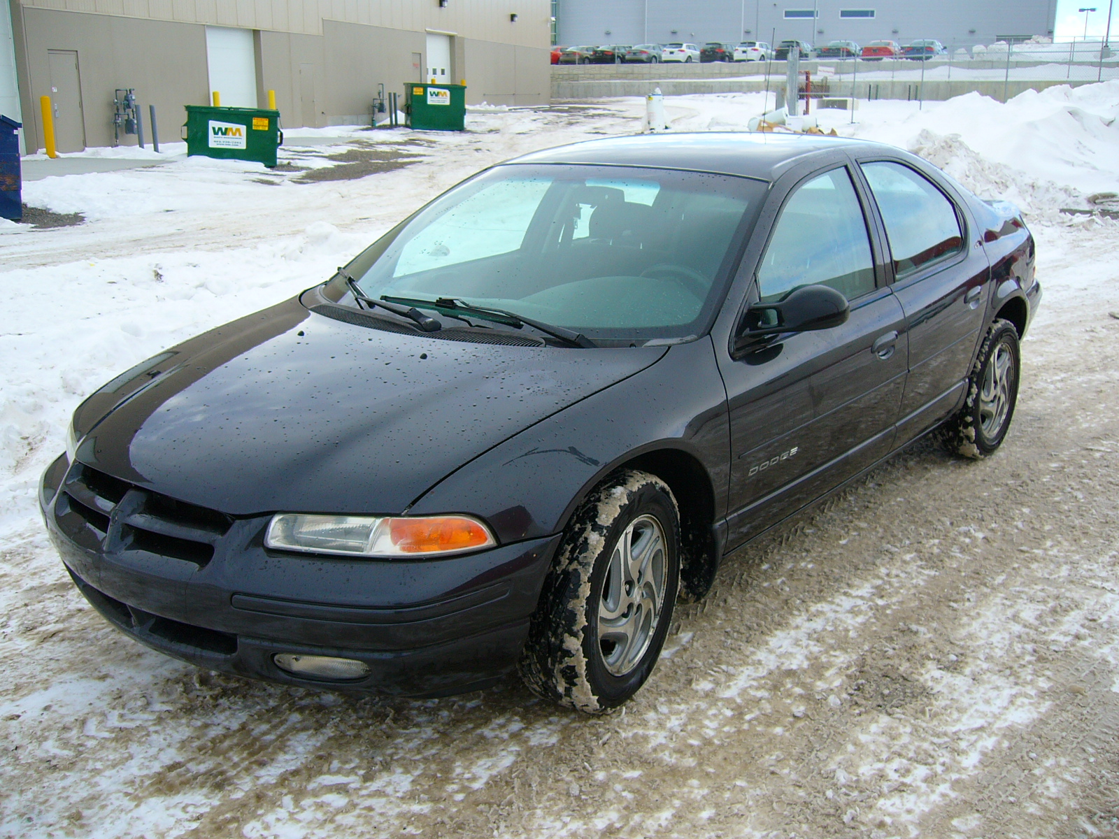 1998 Dodge Stratus 4 Dr ES Sedan picture
