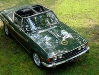 1970 Triumph Stag Overview