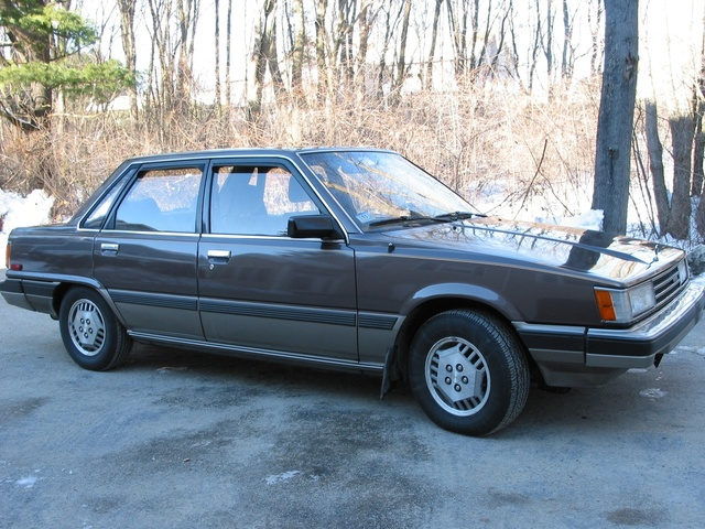 Picture of 1986 Toyota Camry, exterior