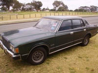 1978 Toyota Crown Overview