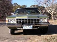 1978 Holden Statesman Overview