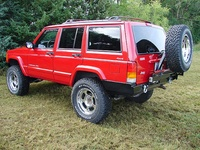 Picture of 1993 Jeep Cherokee 4 Dr Country 4WD SUV, exterior