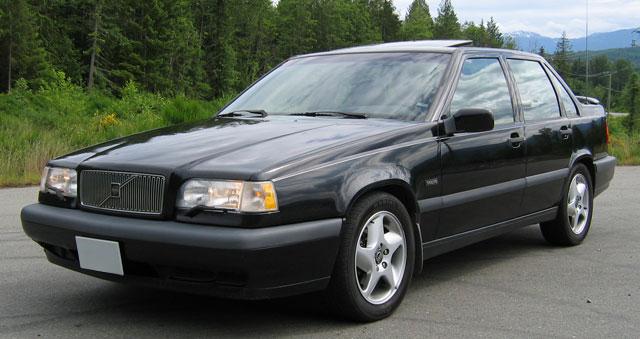 1994 Volvo 850 4 Dr Turbo Sedan picture, exterior