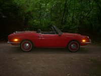 1971 FIAT 124 Spider Picture Gallery