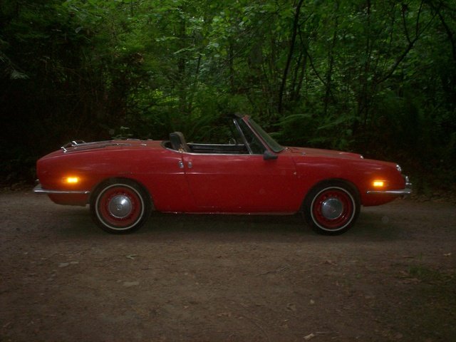 Picture of 1971 FIAT 124 Spider