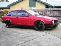 1984 Alfa Romeo Alfetta Overview