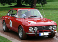 1971 Alfa Romeo Giulia Overview