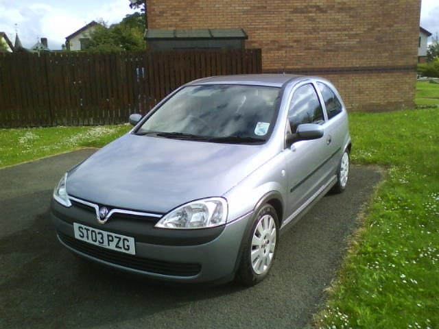 Picture of 2003 Vauxhall Corsa, exterior, gallery_worthy