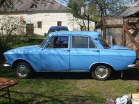 1975 Moskvitch 412 Overview