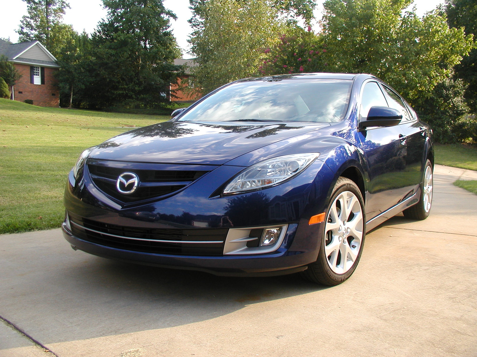 2009 mazda mazda6 pictures cargurus. Black Bedroom Furniture Sets. Home Design Ideas