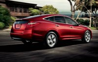 2010 Honda Accord Crosstour, side view , exterior, manufacturer