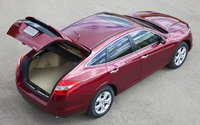 2010 Honda Accord Crosstour, trunk view, manufacturer, exterior