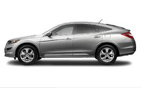 2010 Honda Accord Crosstour, side view , exterior, manufacturer