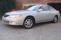 2001 Toyota Camry Solara Picture Gallery