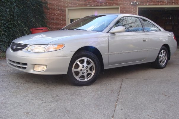 Picture of 2001 Toyota Camry Solara SE