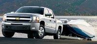 2010 Chevrolet Silverado Hybrid Picture Gallery