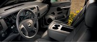 2010 Chevrolet Silverado 3500HD, WT interior , interior, manufacturer