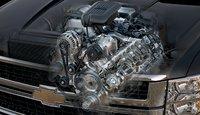 2010 Chevrolet Silverado 2500HD, Duramax 6.6L Turbo-Diesel V8, engine, manufacturer