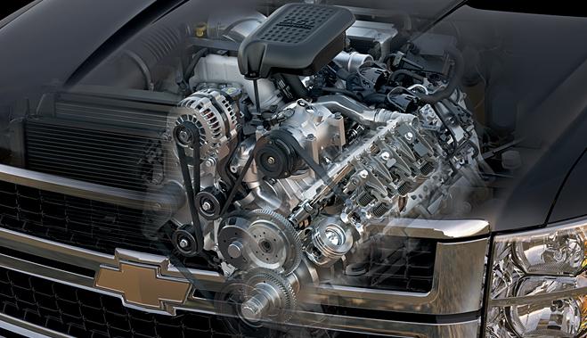 2010 Chevrolet Silverado 2500hd - Pictures