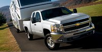 2010 Chevrolet Silverado 2500HD, Extended cab standard box LT 4x4, exterior, manufacturer