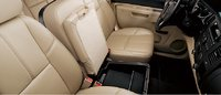 2010 Chevrolet Silverado 2500HD, split-bench front seat , interior, manufacturer