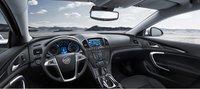 2011 Buick Regal, dashboard, interior