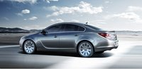 2011 Buick Regal, side view , manufacturer, exterior
