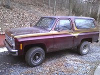 Picture of 1976 Chevrolet Blazer, exterior