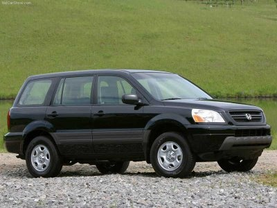 Wonderful 2003 Honda Pilot Overview