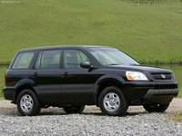 Charming 2003 Honda Pilot Overview
