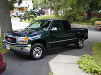 Picture of 2001 GMC Sierra 1500 SLT 4WD Extended Cab SB, exterior
