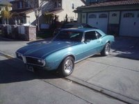 1968 Pontiac Firebird, 3/4 View, exterior, gallery_worthy