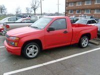 Picture of 2004 Chevrolet Colorado 2 Dr Z85 Standard Cab SB, exterior
