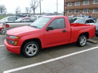 Picture of 2004 Chevrolet Colorado 2 Dr Z85 Standard Cab SB, exterior