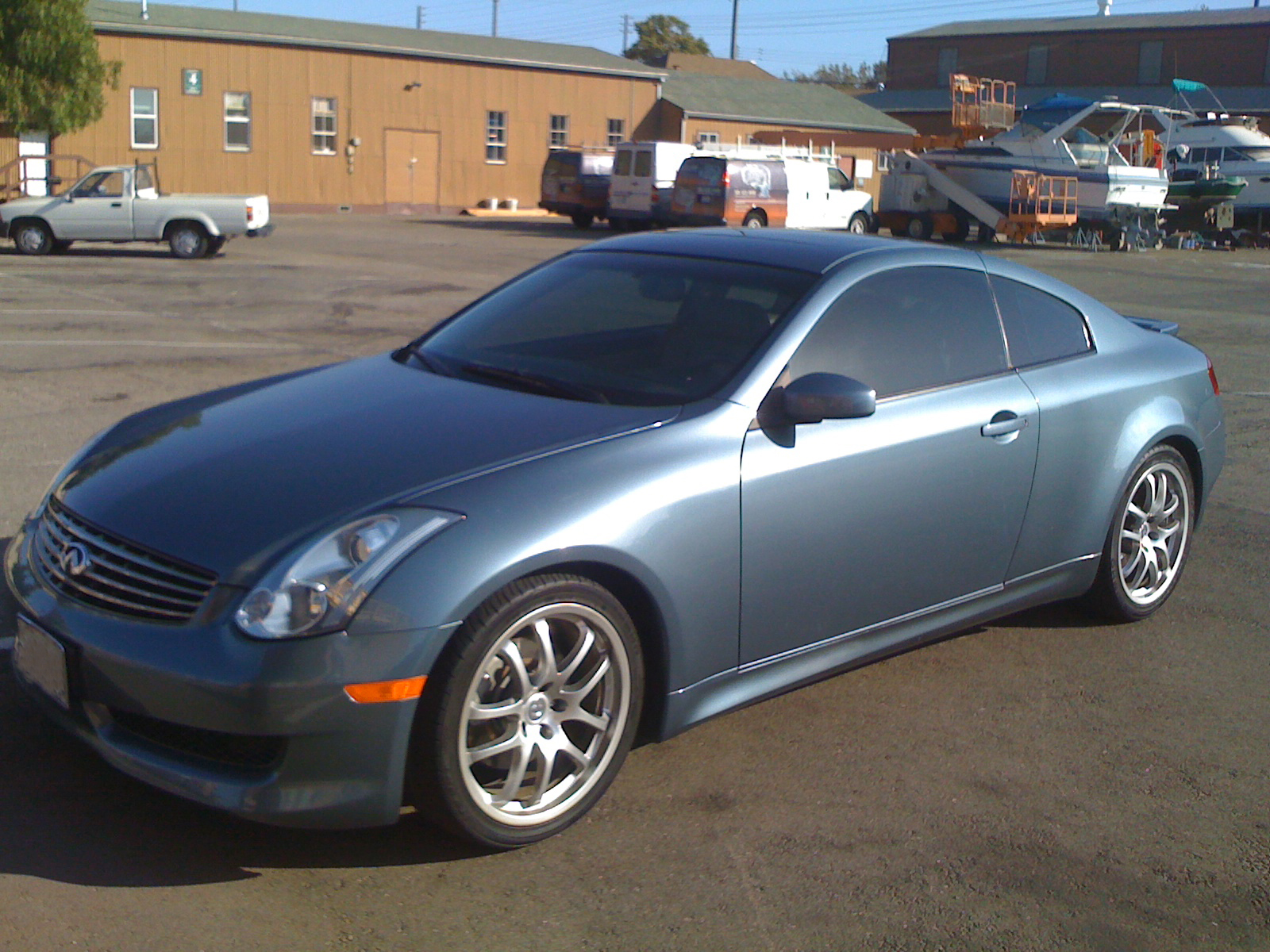 2006 infiniti g35 exterior pictures cargurus. Black Bedroom Furniture Sets. Home Design Ideas