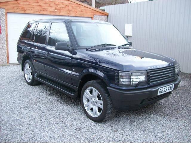 1998 Land Rover Range Rover Pictures Cargurus