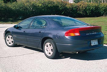 2004 Dodge Intrepid SE picture