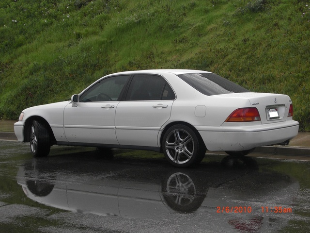 1997 Acura Rl - Overview