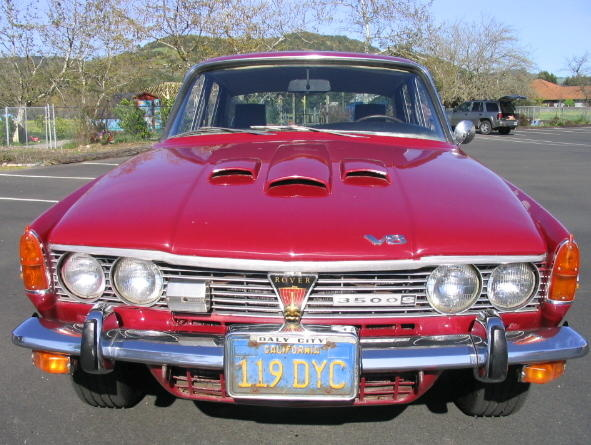 Picture of 1970 Rover 3500, exterior