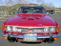 1970 Rover 3500 Overview