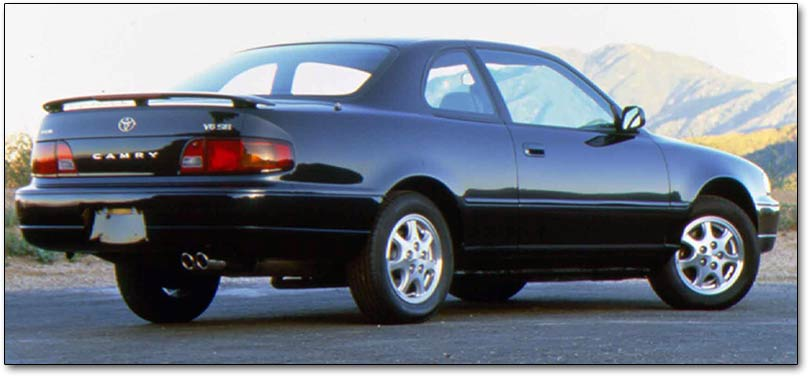 Picture of 1996 Toyota Camry SE V6 Coupe, exterior