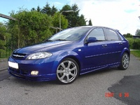 2006 Chevrolet Lacetti Overview