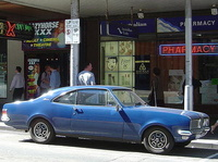 1970 Holden Monaro Overview