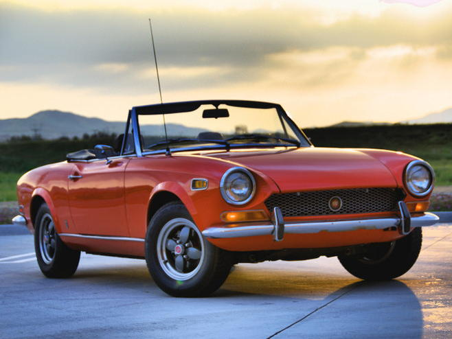 1970 fiat 124 spider pictures cargurus. Black Bedroom Furniture Sets. Home Design Ideas