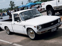 1982 Chevrolet LUV Overview