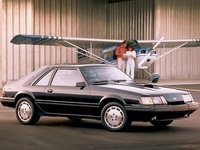 Picture of 1984 Ford Mustang SVO, exterior